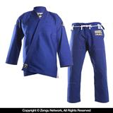 Inverted Gear Blue Panda Jiu Jitsu Gi